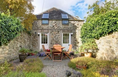 Last Minute Cottages - Adorable Edinburgh Cottage S23447