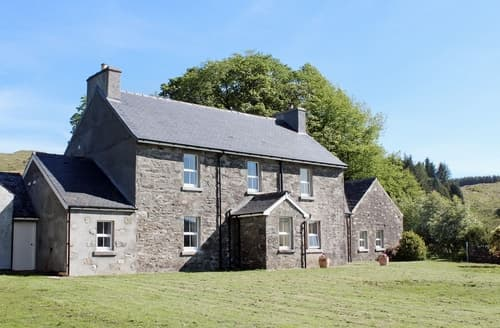 Big Cottages - Charming Lochgilphead Cottage S23104