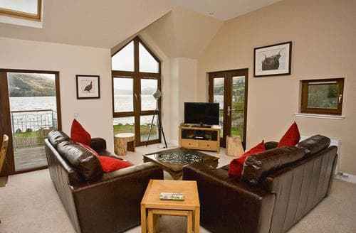 Big Cottages - Delightful Pitlochry Cottage S23433