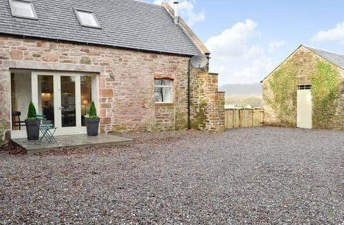 Big Cottages - Cosy Glasgow Cottage S43472