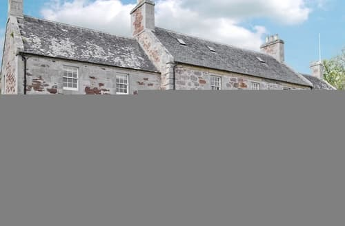 Big Cottages - Inviting Dornoch Cottage S37455