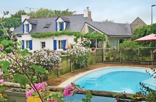 Last Minute Cottages - La Ferme Du Poulmic