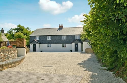 Last Minute Cottages - Splendid Camelford Cottage S20506