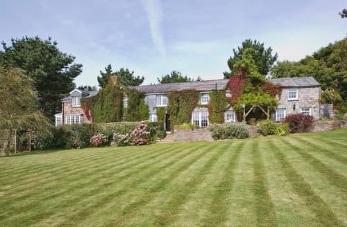 Big Cottages - Beautiful St Columb Major Cottage S20808