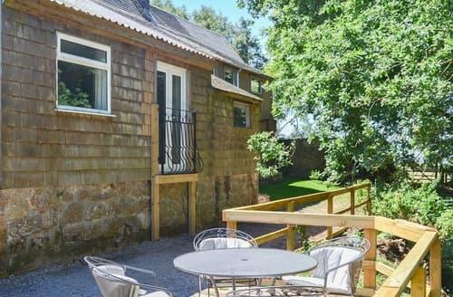 Last Minute Cottages - Luxury Okehampton Lodge S101156