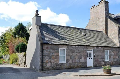 Big Cottages - Charming Banchory Cottage S103009