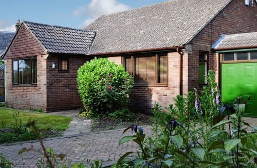 Big Cottages - Attractive Canterbury Cottage S105916