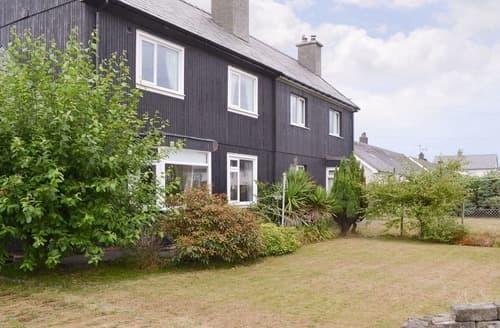 Big Cottages - Wonderful Harlech Cottage S114113
