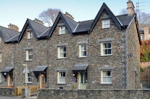 Big Cottages - Wonderful Ambleside Cottage S121827
