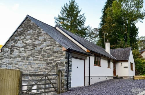 Big Cottages - Inviting Betws Y Coed Cottage S122350