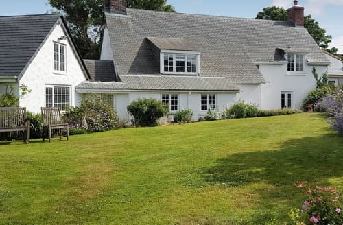 Last Minute Cottages - Adorable Falmouth Cottage S123592