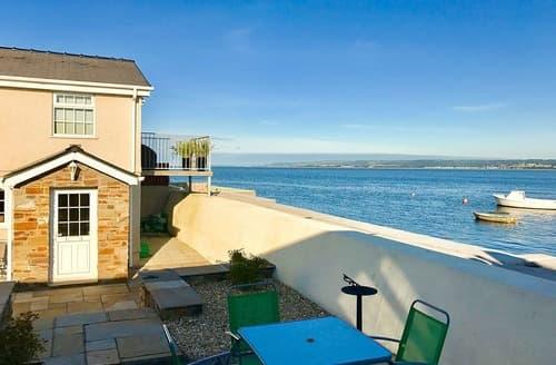 Last Minute Cottages - Adorable Gower Peninsula Cottage S123444