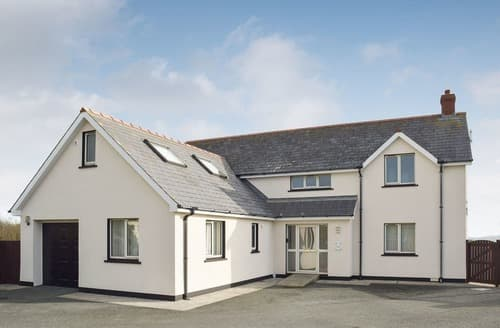 Big Cottages - Quaint Haverfordwest Cottage S124998