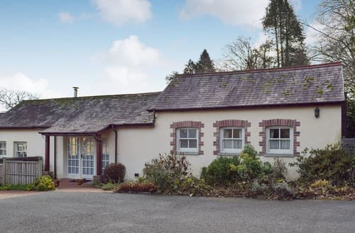 Last Minute Cottages - Excellent Llandeilo Cottage S125656