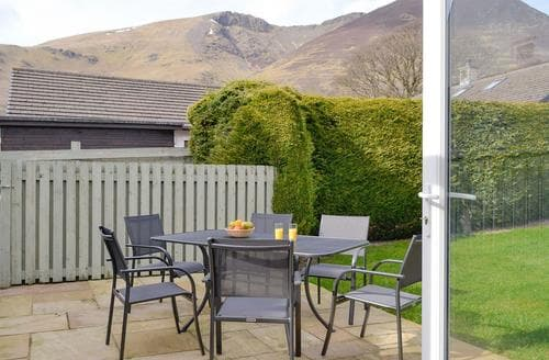Big Cottages - Excellent Threlkeld And St John's In The Vale Lodge S89544
