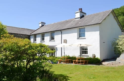 Big Cottages - Captivating Coniston And Grizedale Cottage S91106
