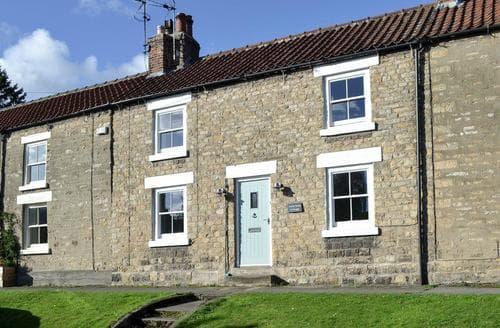 Big Cottages - Tasteful Helmsley Cottage S50083