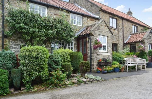 Dog Friendly Cottages - Splendid Whitby Cottage S56500
