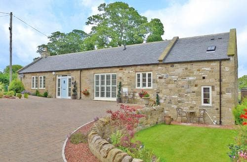 Big Cottages - Superb Craster Cottage S49959
