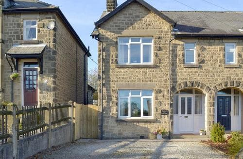 Last Minute Cottages - Charming Matlock Cottage S86203