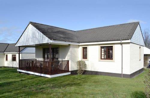 Big Cottages - Excellent Girvan Lodge S46150