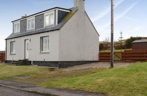 Last Minute Cottages - Luxury Melvich Cottage S46001