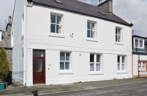 Big Cottages - Attractive Newton Stewart Cottage S50403