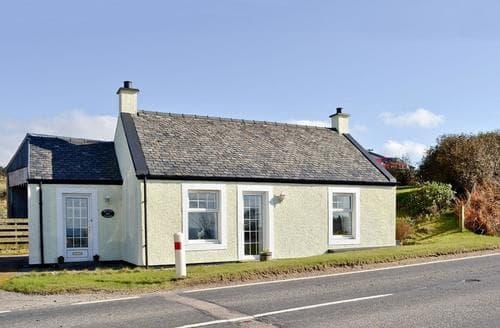 Dog Friendly Cottages - Quaint Campbeltown Cottage S50192