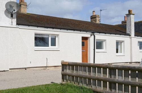 Last Minute Cottages - Beautiful Dornoch Cottage S50090