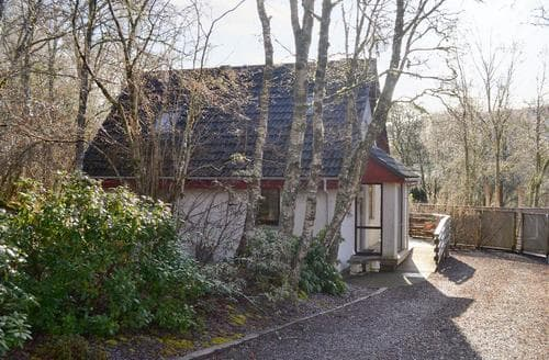 Big Cottages - Tasteful Drumnadrochit Cottage S45660
