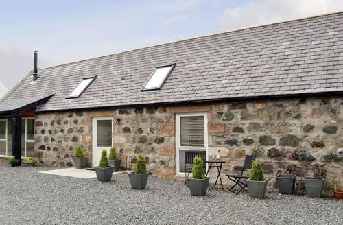 Last Minute Cottages - Lovely Huntly Cottage S59847