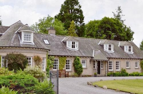 Big Cottages - Lovely Banchory Lodge S60335