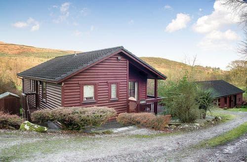 Big Cottages - Quaint Sandyhills Lodge S71384