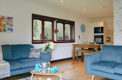Last Minute Cottages - Lovely Glasgow Lodge S71541