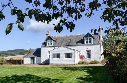 Last Minute Cottages - Splendid Banchory Cottage S72812