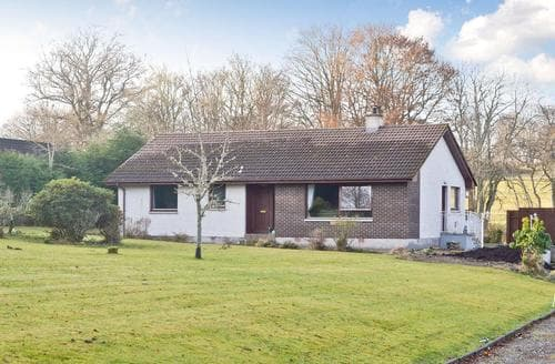 Big Cottages - Stunning Beauly Cottage S75538