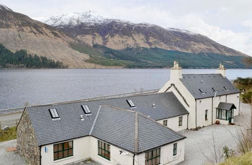 Big Cottages - Attractive Spean Bridge Cottage S73936