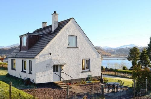 Big Cottages - Captivating Strathcarron Cottage S73880