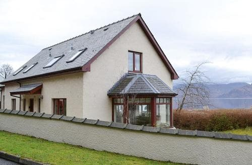 Big Cottages - Superb Glencoe Cottage S78251