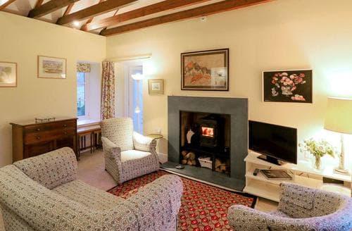 Last Minute Cottages - Excellent Peebles Cottage S78778