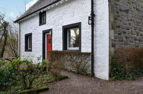 Last Minute Cottages - Wonderful Taynuilt Cottage S78719
