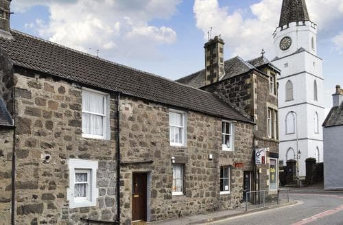 Last Minute Cottages - Excellent Crieff Cottage S81155