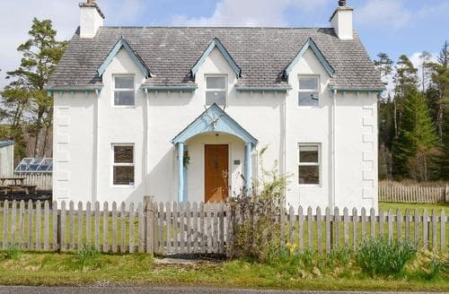 Big Cottages - Excellent Lairg Cottage S80797