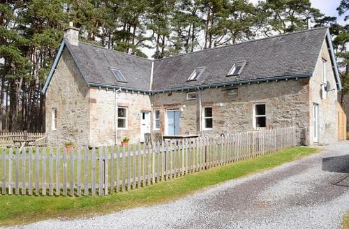 Big Cottages - Superb Lairg Cottage S80798