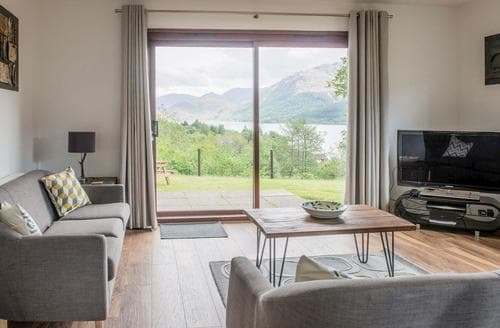Big Cottages - Exquisite Kyle Of Lochalsh Cottage S81388
