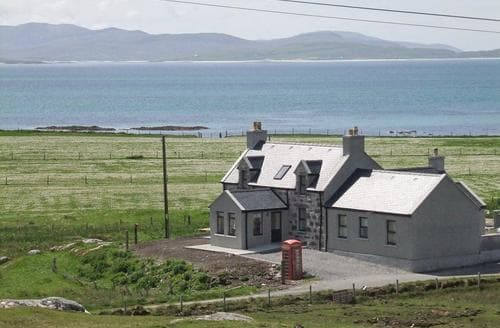 Big Cottages - Stunning All Outer Hebrides Cottage S81721