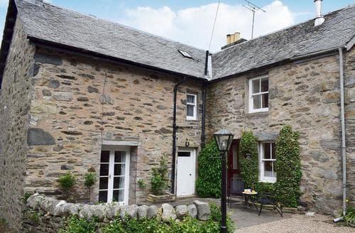 Big Cottages - Exquisite Pitlochry Cottage S83752