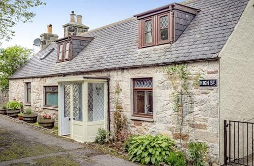 Big Cottages - Beautiful Brora Cottage S84073