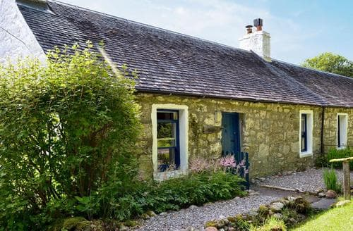 Last Minute Cottages - Excellent Glencoe Cottage S84433