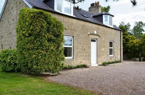 Big Cottages - Wonderful Buckie Cottage S85233